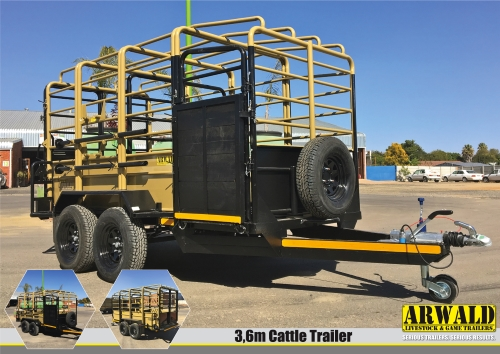 Cattle Trailers / Beeswaens