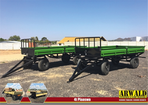Farm Trailers / Plaaswaens