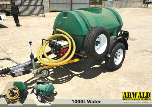 Water Trailer / Water Kar